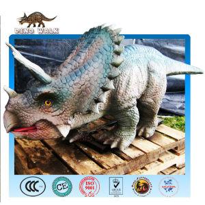 Mini Robotic Dinosaur Triceratops