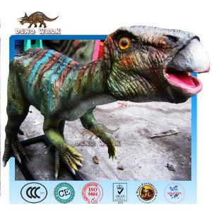 samll حجم ديناصور متحرك