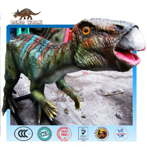 Samll Size Animatronic Dinosaur
