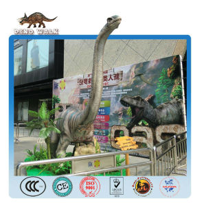 Real Size Animatronic Omeisaurus