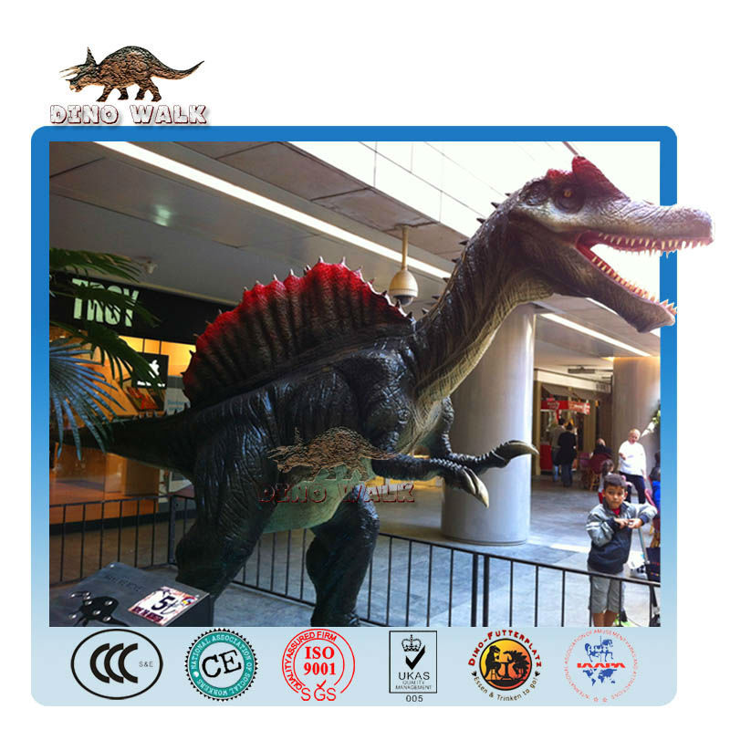 Supermarket Animatronic Dinosaur Exhibition