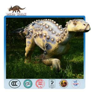 موضوع ديناصور متحرك حديقة المعرض
