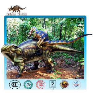 Animatronic Dinosaur Fighting Groups