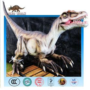Full Size Animatronic Dinosaur in Jurassic Park