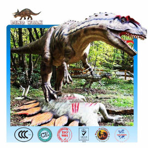 Geopark Decorated Robotic Dinosaur