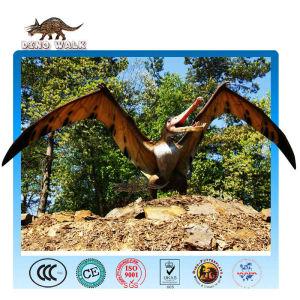 Jurassic Park Animatronic Quetzalcoatlus