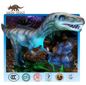 العلوم والتكنولوجيا في متحف ديناصور متحرك