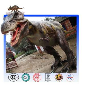 T-Rex animatronic dinosaur