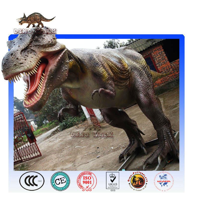 ديناصور متحرك تي ريكس