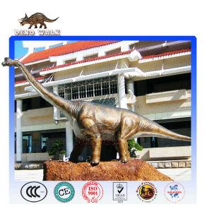 البعيد متحركالنحت brachiosaurus