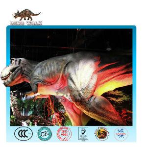 Animatronic Tyrannosaurus Rex Robot