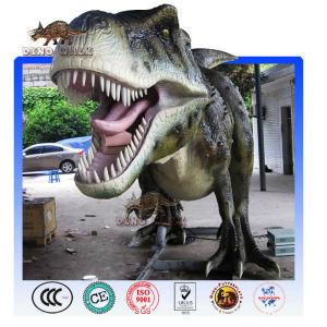 Animatronic Moving Dinosaur Model