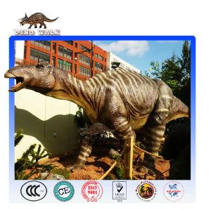 حديقة الملاهي ديناصور متحرك