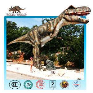 Moving Animatronic Tyrannosaurus Rex Replica