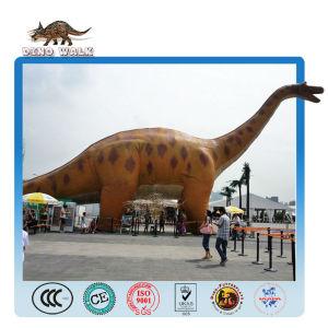 Huge Cartoon Dinosaur Model