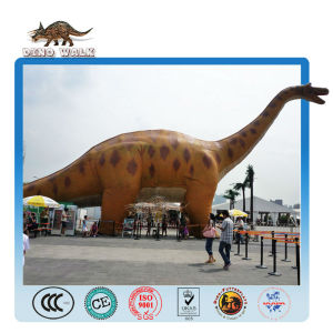 Huge Cartoon Dinosaur Model