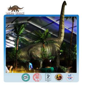 Life Size Brachiosaurus Model for Sale