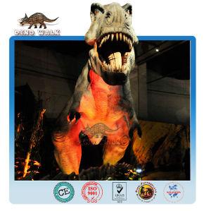 الحياة ديناصور حجم المعرض