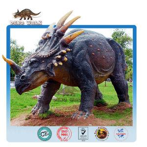 ملعب المعداتتمثال متحرك ديناصورفي