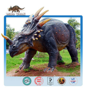 Playground Animatronic Dinosaur Statue
