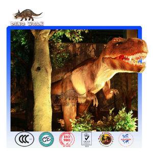 3d الجوراسي ديناصور متماثلة