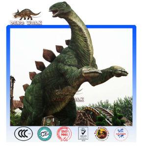النحت الحياة حجم الديناصور متنزه