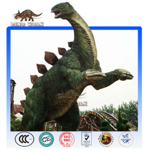 Amusement Park Life Size Dinosaur Sculpture