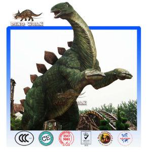 Amusement Park Life Size Dinosaur Sculpture