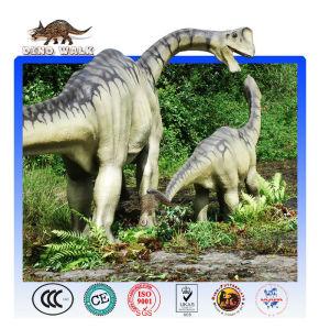 Animatronic Dinosaur Family Model