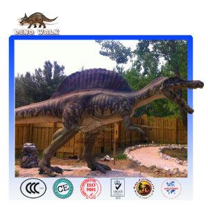 كبيرة الحجم متحركالنحت سبينوصور
