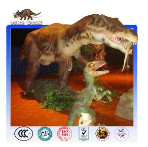 ديناصور حي تظهر-- الديناصوراتالروبوتية animatronics