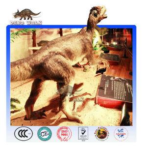 ديناصور متحرك الجذب في الأماكن المغلقة