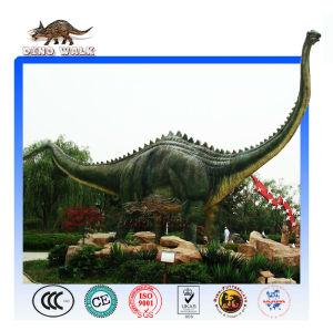 ديناصور متحرك ضخمة الحجم
