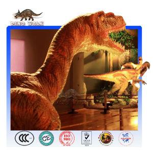 مغطى متحركالنحت الحياة حجم الديناصور
