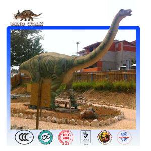 Life Size Animatronic Apatosaurus