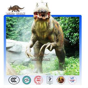 الحياة حجم الحيوان متماثلة-- ديناصور حي نموذج