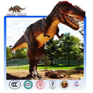 ديناصور متحرك ريكس نابض بالحياة