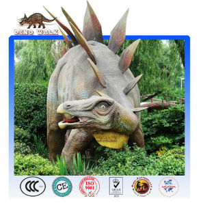 North America Animatronic Stegosaurus Model