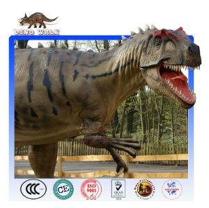 أدلى سيليكون ديناصور متحرك