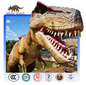 محاكاة نموذج ديناصور