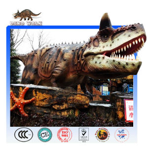 Theme Park Animatronic Dinosaur Model
