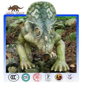 Animatronic Protoceratops Model