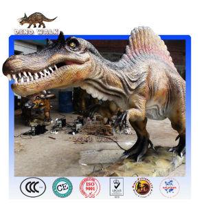 ديناصور متحرك مزود عالية الجودة