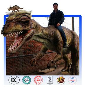 التفاعلية ركوب متنزه-- الديناصور ركوب