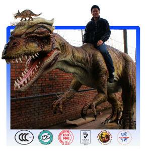 Interactive Amusement Park Ride-Dinosaur Ride