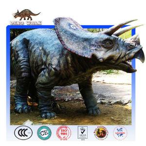 Large Size Animatronic Dinosaur Triceratops