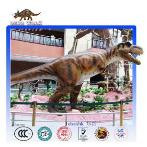Museum Quality Animatronic T-Rex Replica