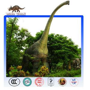 موضوع حديقة متحركالنحت نموذج brachiosaurus