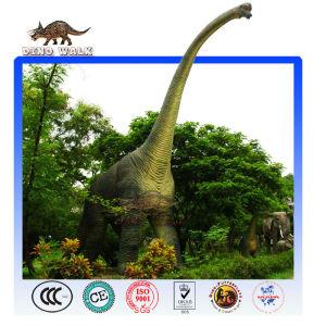 Theme Garden Animatronic Brachiosaurus Model