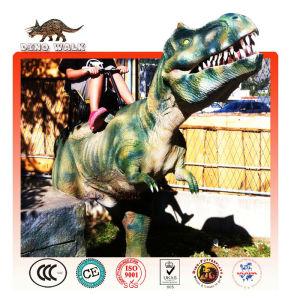 Amusement Ride-Animatronic T-Rex Ride